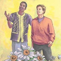 Dos hombres en el Paraíso