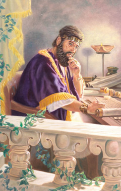Le roi Salomon