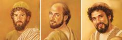 Nathanaeli, Filipo, na Yohana