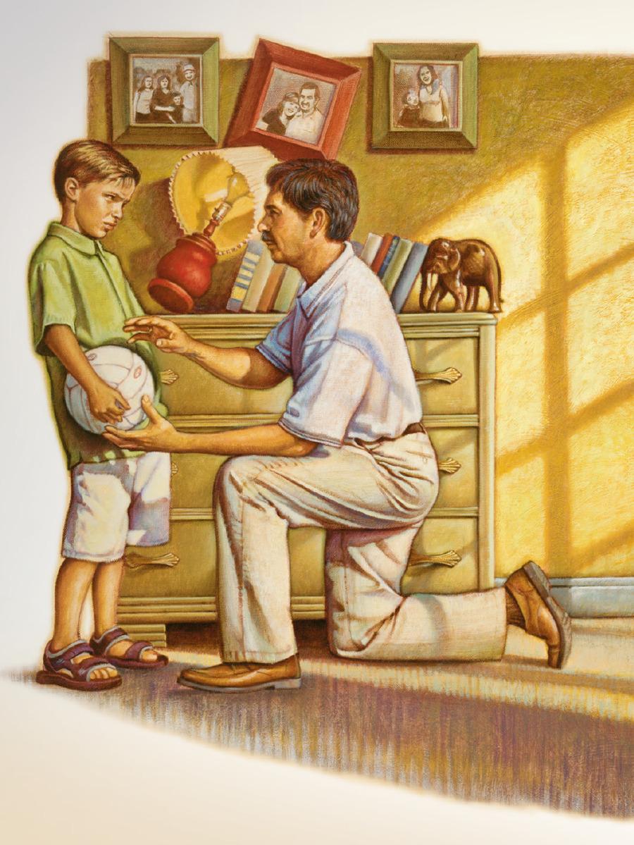 Cómo Enseñar A Los Hijos Que Mentir Está Mal