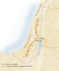 Carte de Canaan[Carte, page11]