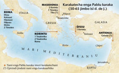 Mapa enga xarhatajka nani enga Pablu karaka imeri karakatechani