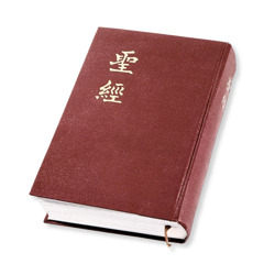 Κινεζική Αγία Γραφή