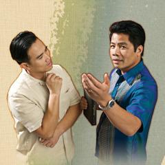 Quang rozmawia zLongiem