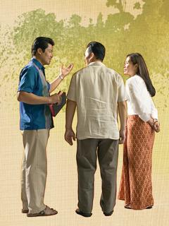 Quang opowiada Longowi iLan oBożych obietnicach dotyczących przyszłości