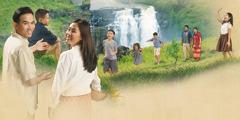Sanath y Vasana se imaginan en el nuevo mundo con Buddhika, Anushka y sus familias