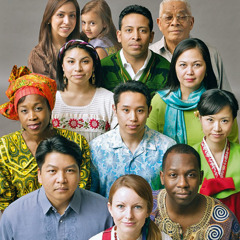 People of various races and ages