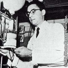 Stanley Miller i 1953