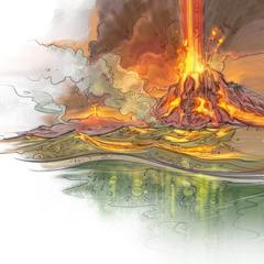 Ерупција вулкана