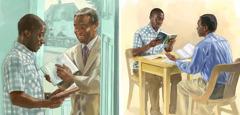 Orshiada u Yehova ugen ngu ôron orgen ivur Ruamabera, maa a hii Bibilo i henen a na
