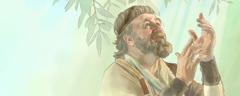 نوح يستمع الى الله
