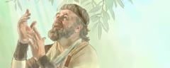 Noe posluša Boga.