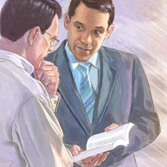 شاهد ليهوه يخبر رجلا عن بشارة ملكوت الله