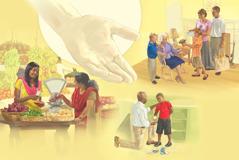 ایسے کام جن سے خدا خوش ہوتا ہے—دوسروں سے پیار سے پیش آنا، ایمانداری سے کام لینا اور دوسروں کو معاف کرنا
