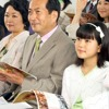 A meeting of Jehovah's Witnesses in Japan