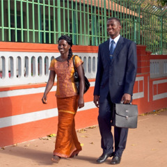 Well-dressed Jehovah's Witnesses in Guinea-Bissau