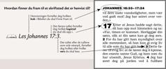 Eksempel på skriftstedshenvisning