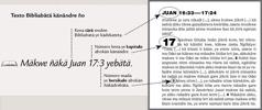 Texto Bibliabätä känändre ño bämikani