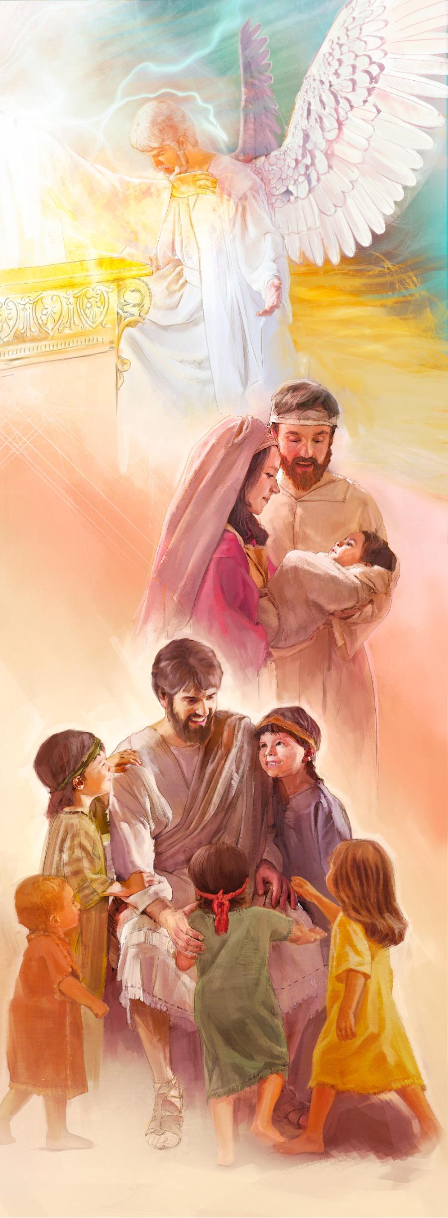 who is jesus christ good news