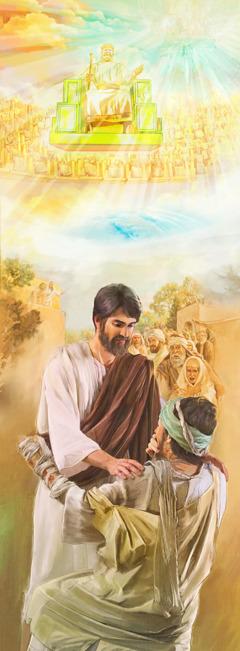 1. Dios Niyatyaj toj ihi pele; 2. Jesús ichesat t'inhayaj lanek