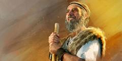 Profeten Elia.