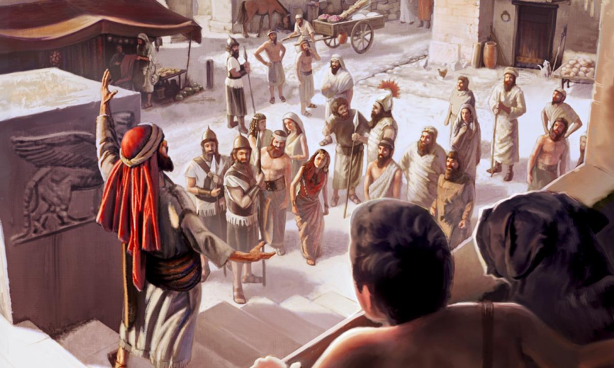 Resultado de imagen de JONÁS 3, 1-5. 10