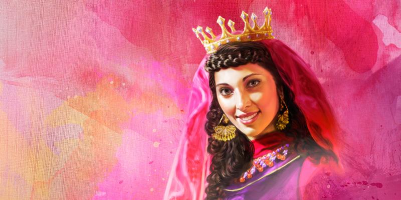 La reine Esther a agi avec sagesse   Vraie foi