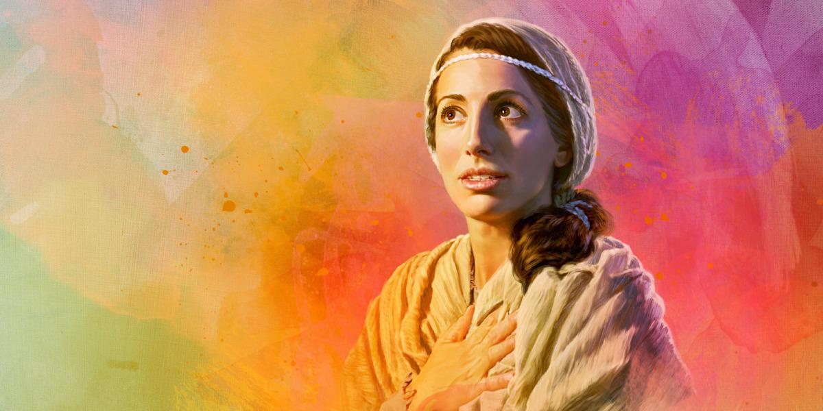 El Angel Gabriel Visita A Maria Fe Verdadera