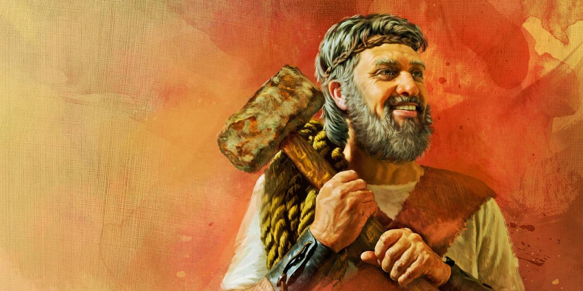 Noah in the Bible Had Faith and Walked With God |True Faith
