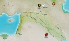 Mapa ti dagdaga a nadakamat iti Biblia a nagnaedan dagiti matalek a tattao a kas kada Abel, Noe, Abram (Abraham)