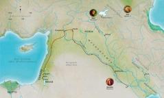 Abel, Noé, Abrán (Abrahan) ja ngwanka metre täte nünanbare medente kädrieta Bibliabätä ye tä mikani mapa nebätä