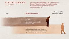 "Ku landzelelana ka minkarhi ya ""xitukulwana lexi"" leyi kumekaka eka vuprofeta bya Yesu lebyi nga eka Matewu 24:32-34"