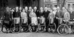 Иса Машаяктын майланган жолдоочулары кабар айтып жүрүшөт, болжолу 1914-жыл