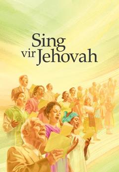 Voorblad van die boek Sing vir Jehovah