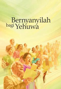 Bagéan ngarep buku Ayo Nyanyi kanggo Yéhuwah