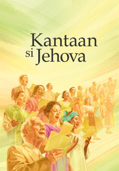 Arap na libron Sing to Jehovah
