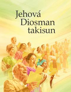 Jehová Diosman takisun nisqa libroq tapan