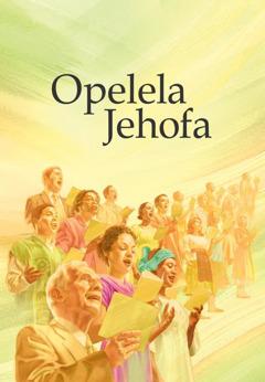 Letlakala la ka ntle la puku ya dikopelo ya Opelela Jehofa