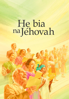 Couverture ti mbeti ti bia, He bia na Jéhovah