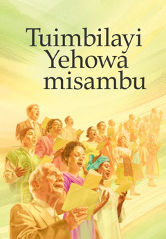 Tshizubu tshia mukanda wa misambu wa Tuimbilayi Yehowa misambu