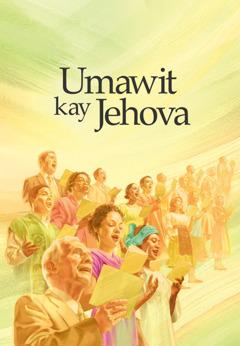 Pabalat ng aklat-awitan na Umawit kay Jehova