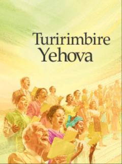 Igifubiko cy'igitabo Turirimbire Yehova