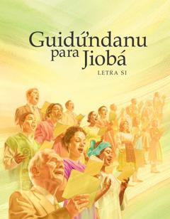 Portada sti' libru Cantemos a Jehová