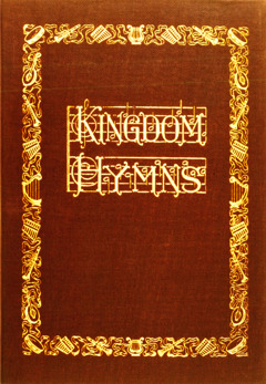 Cover of Kingdom Hymns, 1925