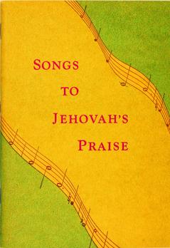 Oshipeko shembo lomaimbilo, Songs to Jehovah's Praise, lomo 1950
