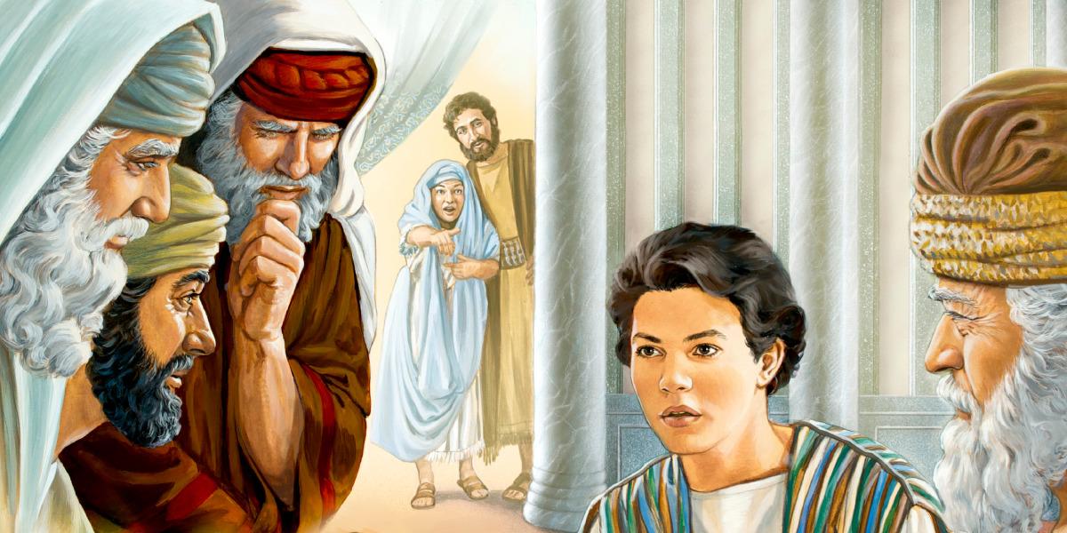 Jesus and His Family Travel to Jerusalem | Life of Jesus