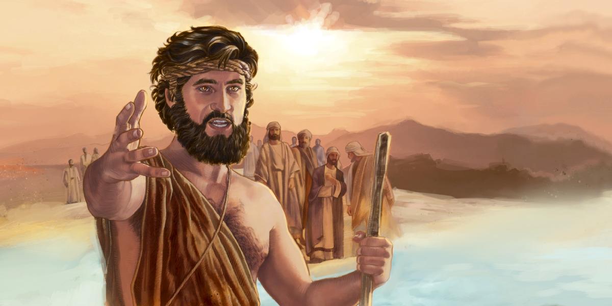 John the Baptist Prepares the Way | Life of Jesus