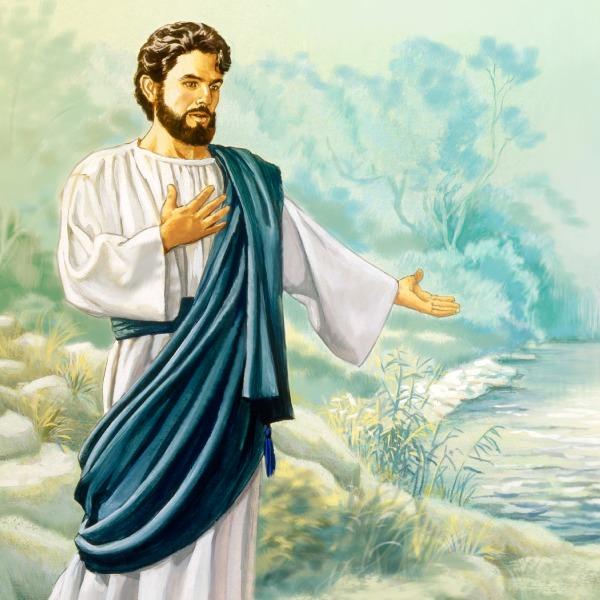 Isanın Vaftizi Isanın Hayatı