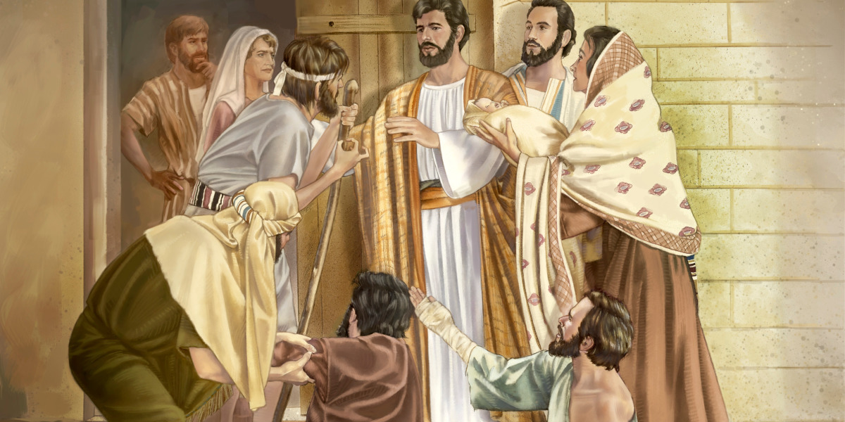 Jesus Performs Miracles in Capernaum | Life of Jesus