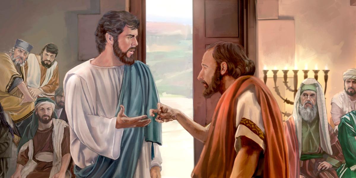 Qu'est-ce qui est permis le jour du sabbat ? | Vie de Jésus